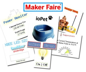 Maker Faire Projects