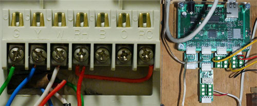 HVAC and Thermostat Control with the ioBridge IO-204