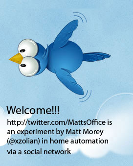 Follow MattsOffice on Twitter