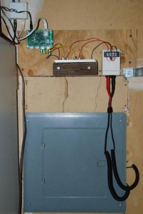 Power Monitoring for the Whole House