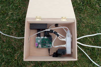 ioBridge Controller Box