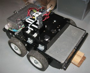 Web Powered Robot
