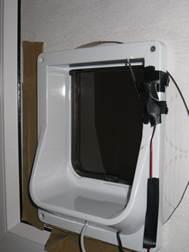 Cate Mate Automated Cat Door