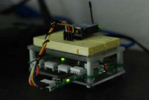 ioBridge IO-204 Module with XBee Radio