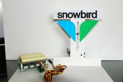Snowbird Snow Meter