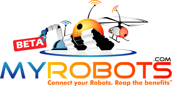 MyRobots Logo