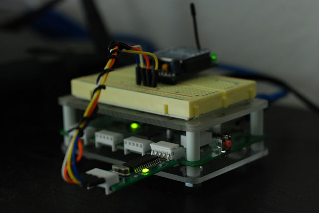 ioBridge Internet Gateway with XBee Radio