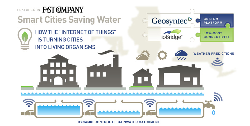 "How The ""Internet Of Things"" Is Turning Cities Into Living Organisms"