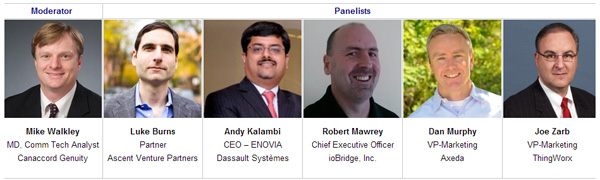 TiECON IoT Panel