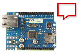 Arduino Ethernet ThingSpeak